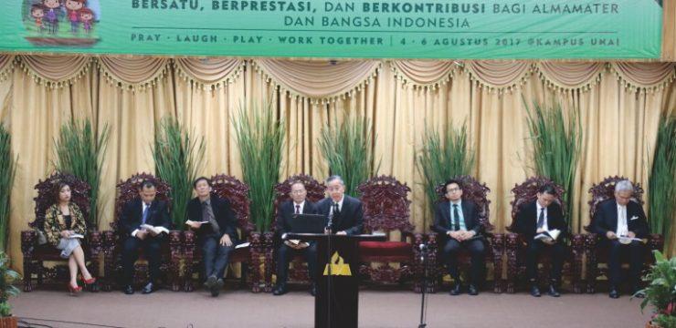 Reuni Akbar Alumnus Universitas Advent Indonesia