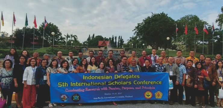 5th International Scholars' Conference