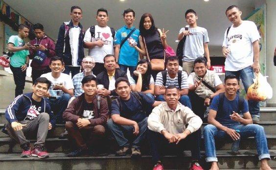 Fakultas Filsafat UNAI di Taman Mini Indonesia Indah (TMII)