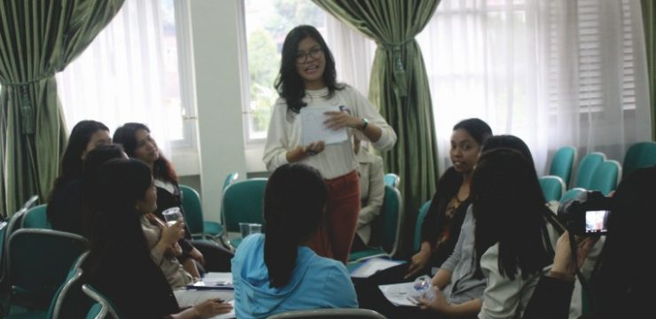 Public Speaking, Innovative, and Creative Mind Workshop