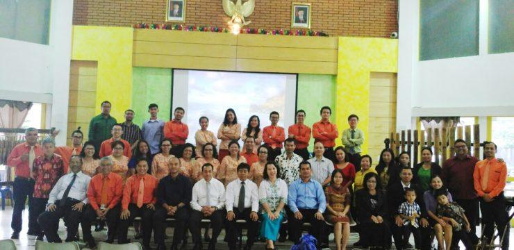 Pelayanan UNAI Angklung Ensemble di Salatiga