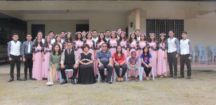 """Pelayanan UNAI Chorale di Sabah """"Malaysia Sabah Christmas Farewell Concert"""""""