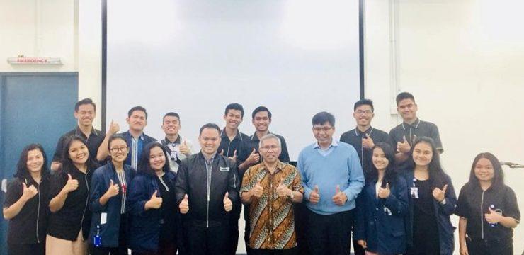 Seminar Ekspor – Impor Bersama Alumni Ekonomi UNAI