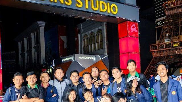 Fieldtrip Fakultas Teknologi Informasi Tahun 2018 di Trans Studio Bandung