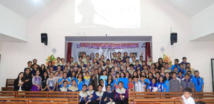 Perayaan Ulang Tahun Witnessing Sound Choir ke 17