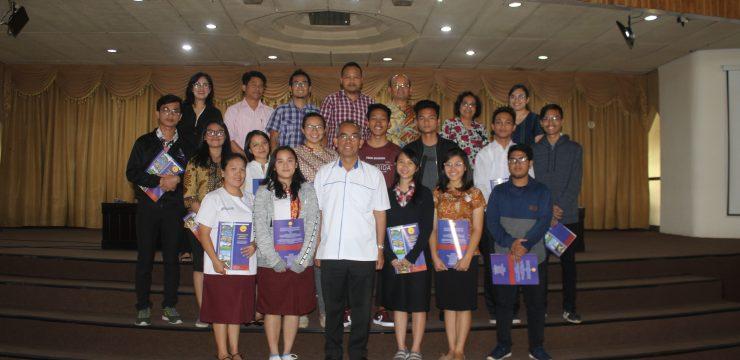 Penghargaan Mahasiswa Berprestasi