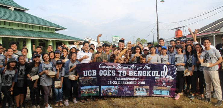 Pelayanan Akhir Tahun Unceasing Cantica Bandung di Bengkulu