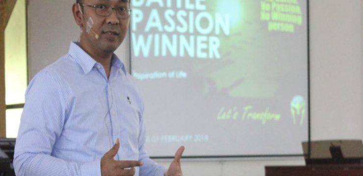 "Seminar Alumni UNAI Angkatan 1996 – ""Battle, Passion, Winner"" 2018/2019"