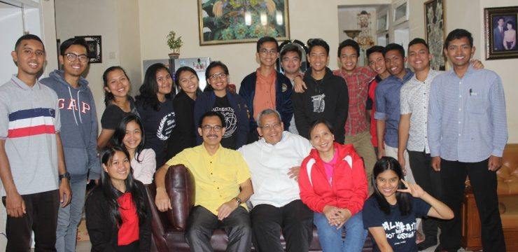 Welcome Party Staff Sekolah Sabat Semester Genap 2018/2019