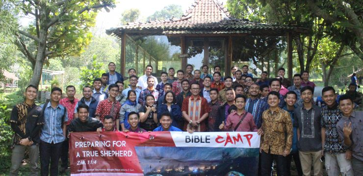 "Bible Camp Fakultas Filsafat Semester Genap 2018/2019 – ""Preparing For a True Shepherd"""