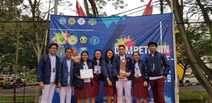Competition of Nursing 2019 se Jawa Barat