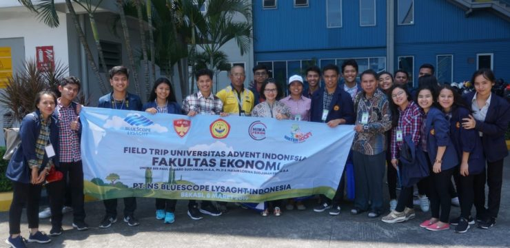 Fakultas Ekonomi UNAI di PT NS BlueScope Lysaght Indonesia