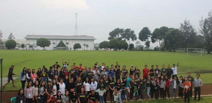 "UNAI Alumni Home Coming Batch 2014 – ""Love Will Be Our Home"""