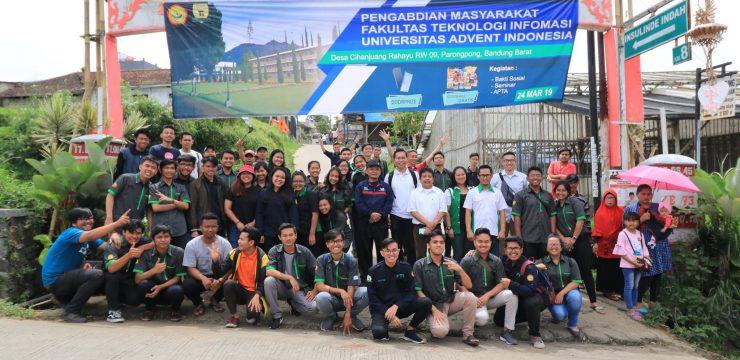 Pelayanan Masyarakat Fakultas Teknologi Informasi UNAI 2018/2019