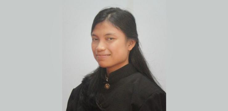 The Outstanding Student Semester Genap 2018/2019 – Grace Sabatina