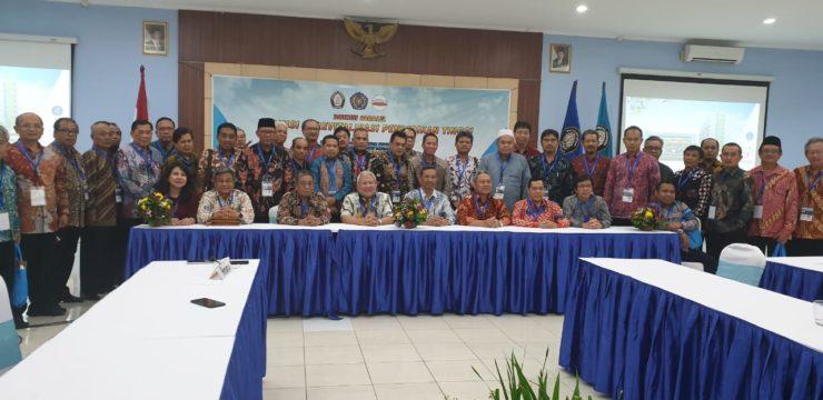 Wakil Rektor I & II Mengikuti Konferensi Forum Rektor Indonesia