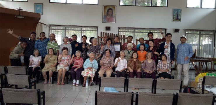 Pelayanan Masyarakat Fakultas Filsafat UNAI Even Semester 2018/2019