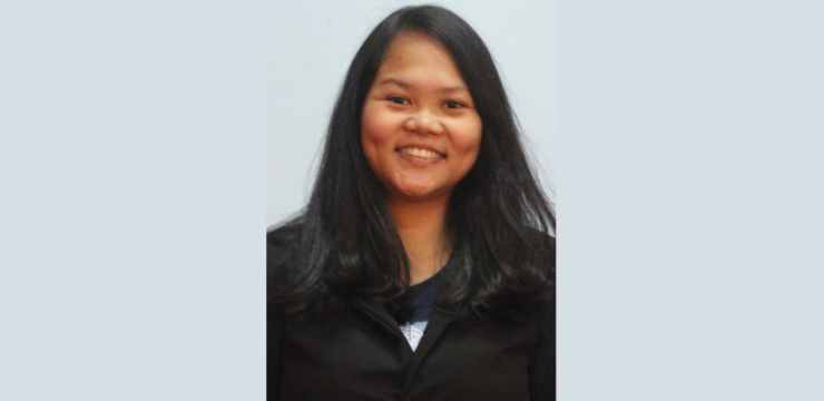 The Outstanding Student Semester Genap 2018/2019 – Glory Grifith B. Saragih