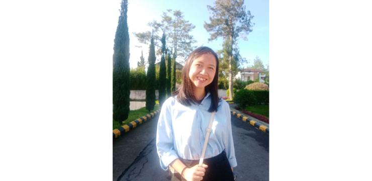 The Outstanding Student Semester Genap 2018/2019 – Paramita Fredlina Soputri