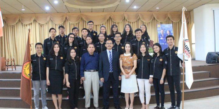 Pelantikan dan Serah Terima Jabatan Himpunan Mahasiswa Fakultas Ekonomi 2019/2020