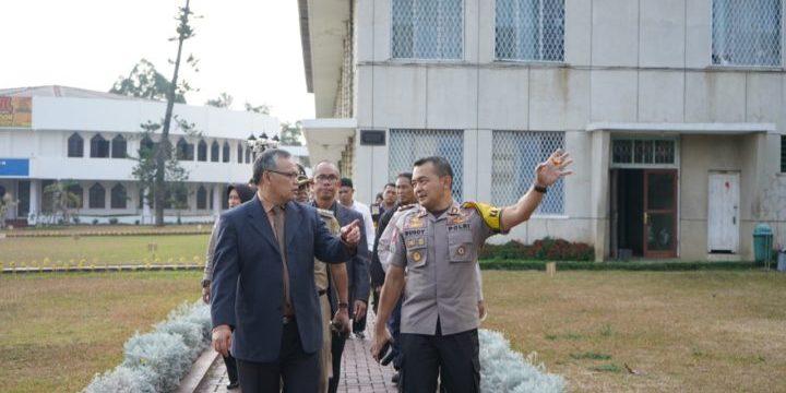 """""""Keamanan Nasional dan Wawasan Kebangsaan"""" – Kunjungan dan Kuliah Umum Pemerintah Ke Universitas Advent Indonesia Tahun 2019"""