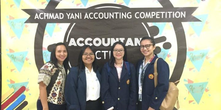 UNAI Berpartisipasi pada Accounting Competition 2019 di UNJANI