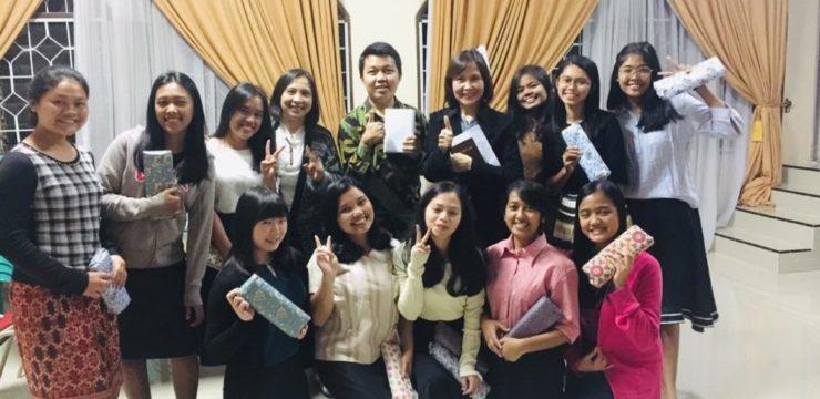 Bible Marathon GMAHK Universitas Advent Indonesia Tahun 2020