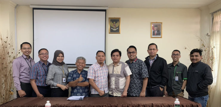 Kerjasama E-Collection Universitas Advent Indonesia dengan BNI Tahun 2020