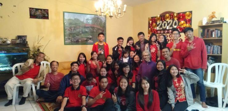 Tahun Baru Imlek 2020 UNAI Chinese Association