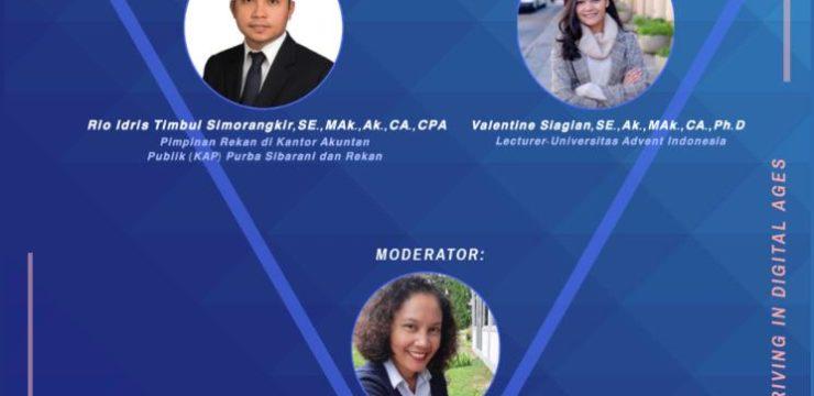 """Workshop """"Prosedur Audit Menggunakan Aplikasi ATLAS & Auditors in Digital World"""""""