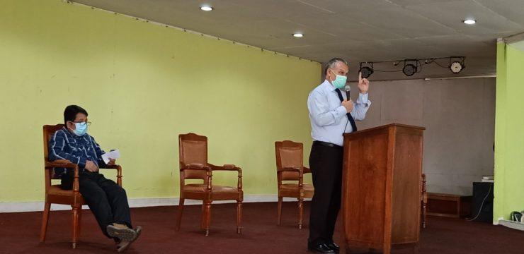 Acara Silaturahmi Karyawan Beragama Muslim dengan Pimpinan UNAI